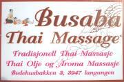 Thai Massasje
