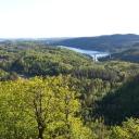 Bildet er tatt fra toppen av Gaukåsen