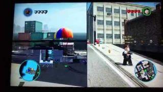 Lego Marvel super heroes glitch (Xbox 360)