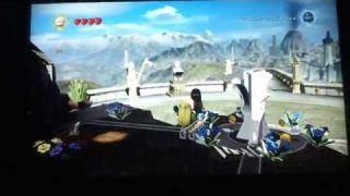 Lego Lord of the rings glitch (Xbox 360)